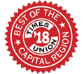 Times Union Best of the Capital Region 2018